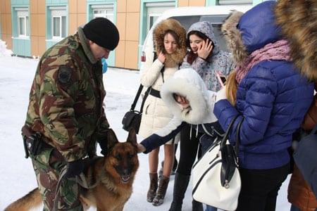 Основные психологические типы кинологов - спасателей ГСЧС Украины