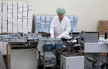 Современное состояние и проблемы тары и упаковки в фармацевтической отрасли