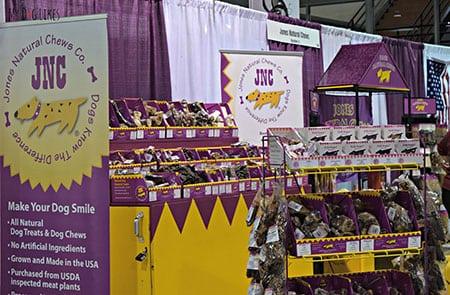 Backer's Total Pet Expo Fall 2014 выставка зооиндустрии в Чикаго