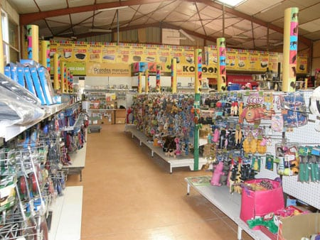 Усиление продаж зоотоваров в магазине