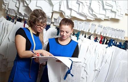 Приемы внутреннего контроля для швейного предприятия зообизнеса