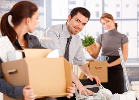 Офисный переезд стоит ли связываться со сторонней компанией?