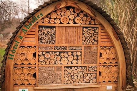 Отель для… насекомых