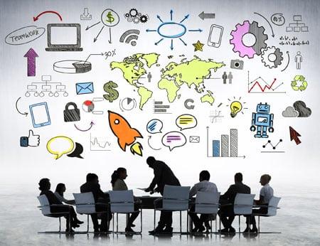 Совершенствование и классификация средств маркетинговой коммуникативной деятельности