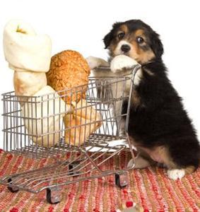 Виды внутримагазинных покупок зоотоваров