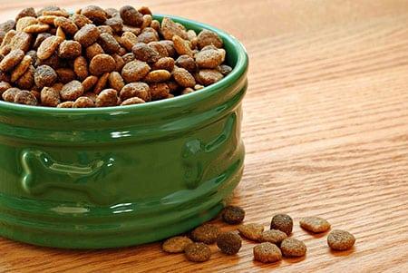 Система контроля качества сухих кормов для непродуктивных животных