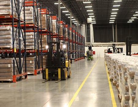 Совершенствование системы распределения продукции региональных дистрибьюторов