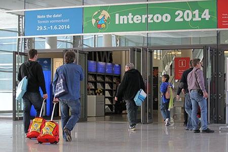Interzoo является крупнейшей зоовыставкой в Германии