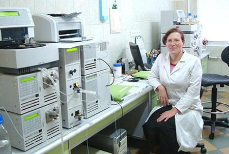 Микробиологическое исследование кормовых добавок